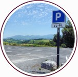 Parking for buses and motorhomes